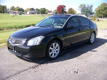 2008 NISSAN MAXIMA SE in Fort Leonard Wood, Missouri