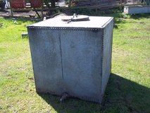 Vinage Galvanised Square Tank in Lakenheath, UK