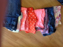 Girls size 10 jeans & leggings in Camp Lejeune, North Carolina