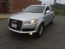 2007 Audi Q7 in Brockton, Massachusetts