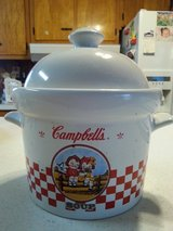 2000 Campbell's Soup Tureen in Camp Lejeune, North Carolina