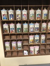 Walt Disney spice collection Lenox 24 jars in Houston, Texas