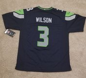 "RUSSELL WILSON Nike ""ON FIELD"" Jersey (Youth Large) *** NEW *** in Fort Lewis, Washington"
