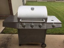 BBQ Grill with Propane Tank in Katy, Texas