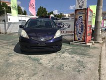 FRESH 2007 Honda Fit - RARE Dark Purple - Clean - USB/AUX Stereo - TINT - Compare & $ave! in Okinawa, Japan
