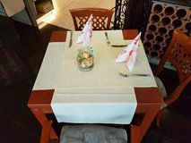 Restaurant furniture * 1 Exclusive table (H-77.5cm, B-80cm, L-80cm) in Ramstein, Germany