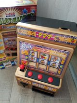Slot toy in Okinawa, Japan