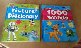 Disney learning books in Lakenheath, UK