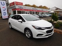 '18 Chevy Cruze LT AUTO in Ramstein, Germany
