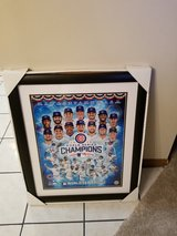 CUBS WORLD SERIES PICTURE in Naperville, Illinois