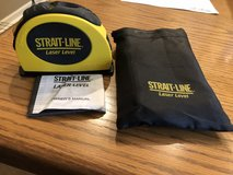 Strait-Line Laser Level in Plainfield, Illinois