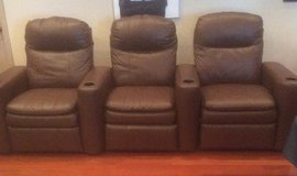 Power recliners (Theater chairs) in Alamogordo, New Mexico