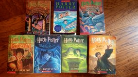 Harry Potter book set all 7 in The Woodlands, Texas