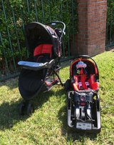 Baby Trend Ez Ride Travel System in Spring, Texas