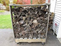 1/2 FACE CORD FIREWOOD CART in Joliet, Illinois