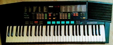 Yamaha Electronic Keyboard in Fairfield, California