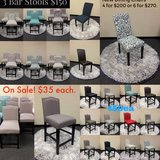 Bar Stools, Counter Stools, Accent Chairs, Dining Chairs and more in Vacaville, California