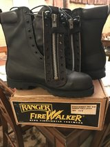 Brand New Fire Walker Safety  Boots Size 10 in Camp Lejeune, North Carolina