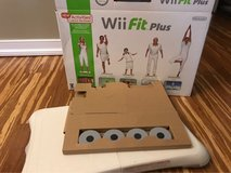 Wii Fit balance board in Naperville, Illinois