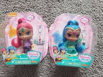 New! Shimmer and Shine dolls set in Clarksville, Tennessee