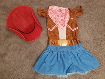 Toy Story Jessie Cowgirl Costume Dress up 4 - 6 in Fort Campbell, Kentucky