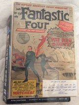 Comic: Fantastic Four #13 in Warner Robins, Georgia