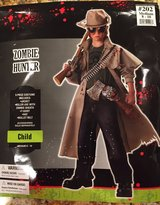 Zombie Hunter costume 8-10 in Sugar Grove, Illinois