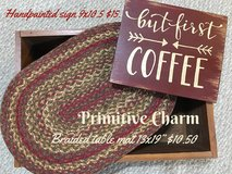 Braided rugs Primitive home decor and more in Sandwich, Illinois