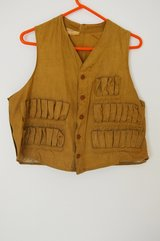 Vintage Upland Game Hunting Vest in Alamogordo, New Mexico