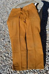 Vintage Saf-T-Bak Brand Hunting Brush Pants in Alamogordo, New Mexico