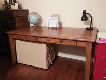 Amish Brown wooden desk in Chicago, Illinois
