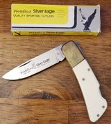Rare Vintage Silver Eagle Knife in 29 Palms, California