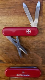 Wenger Swiss Army knives exec in 29 Palms, California
