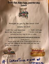 Annual craft fair leisure town clubhouse in Fairfield, California