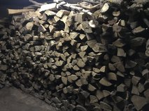Firewood in Ramstein, Germany