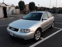 2001 Audi A3 5dr 1.6L gas 121k miles in Vicenza, Italy