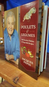 Poulet et legumes French hardcover cook book in Ramstein, Germany