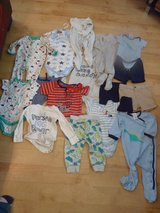 Bundle of baby clothes 6-9 months in Lakenheath, UK