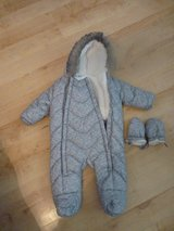 Waterproof all in one for baby, 3-6 months in Lakenheath, UK