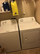 Amana ~ Washer & Dryer~ in Kingwood, Texas