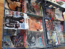 motorcycle magazines ,easyriders, in the wind-old editions in Camp Lejeune, North Carolina