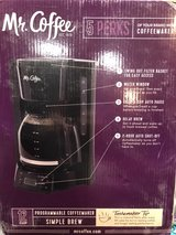 mr. coffee pot new in box in Yucca Valley, California