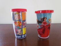Character Cups in Bartlett, Illinois