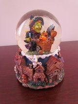 Halloween Snowglobe in Elgin, Illinois