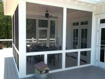 Screened Porches and Patio's in Perry, Georgia