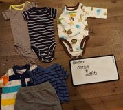 Boy's Clothes Lot - Newborn Onesies and Outfits in Okinawa, Japan
