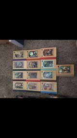 Complete Series of Unfortunate Events Series in Fort Jackson, South Carolina