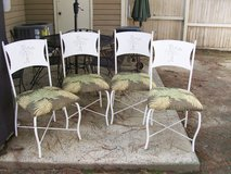Set of 4 CHAIRS~ INDOOR?OUTDOOR in Hampton, Virginia