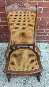 Antique Sewing Rocker in Spring, Texas