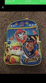 Paw Patrol Bookbag in Fort Jackson, South Carolina